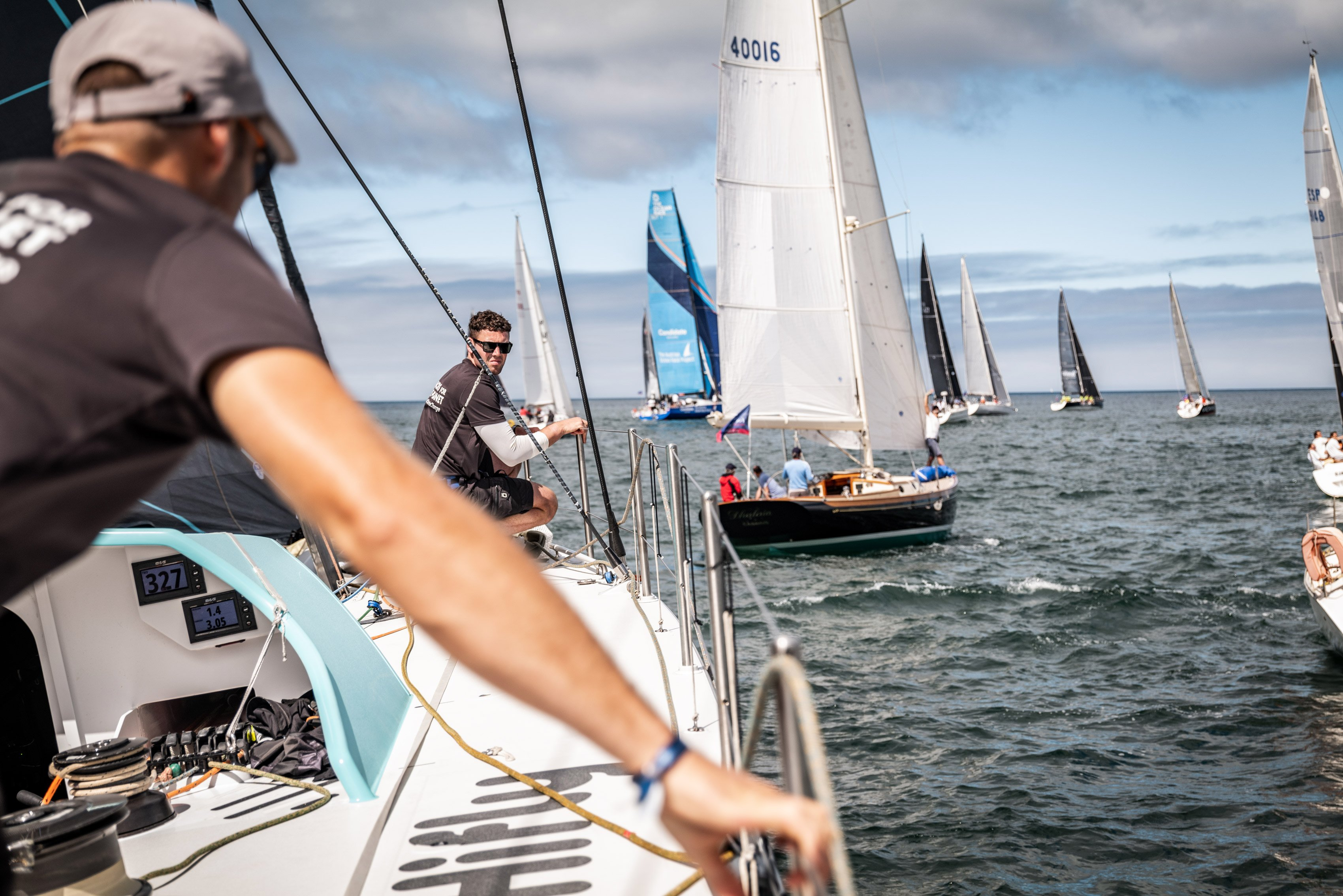 The Ocean Race Europe joins Sailing Trophy