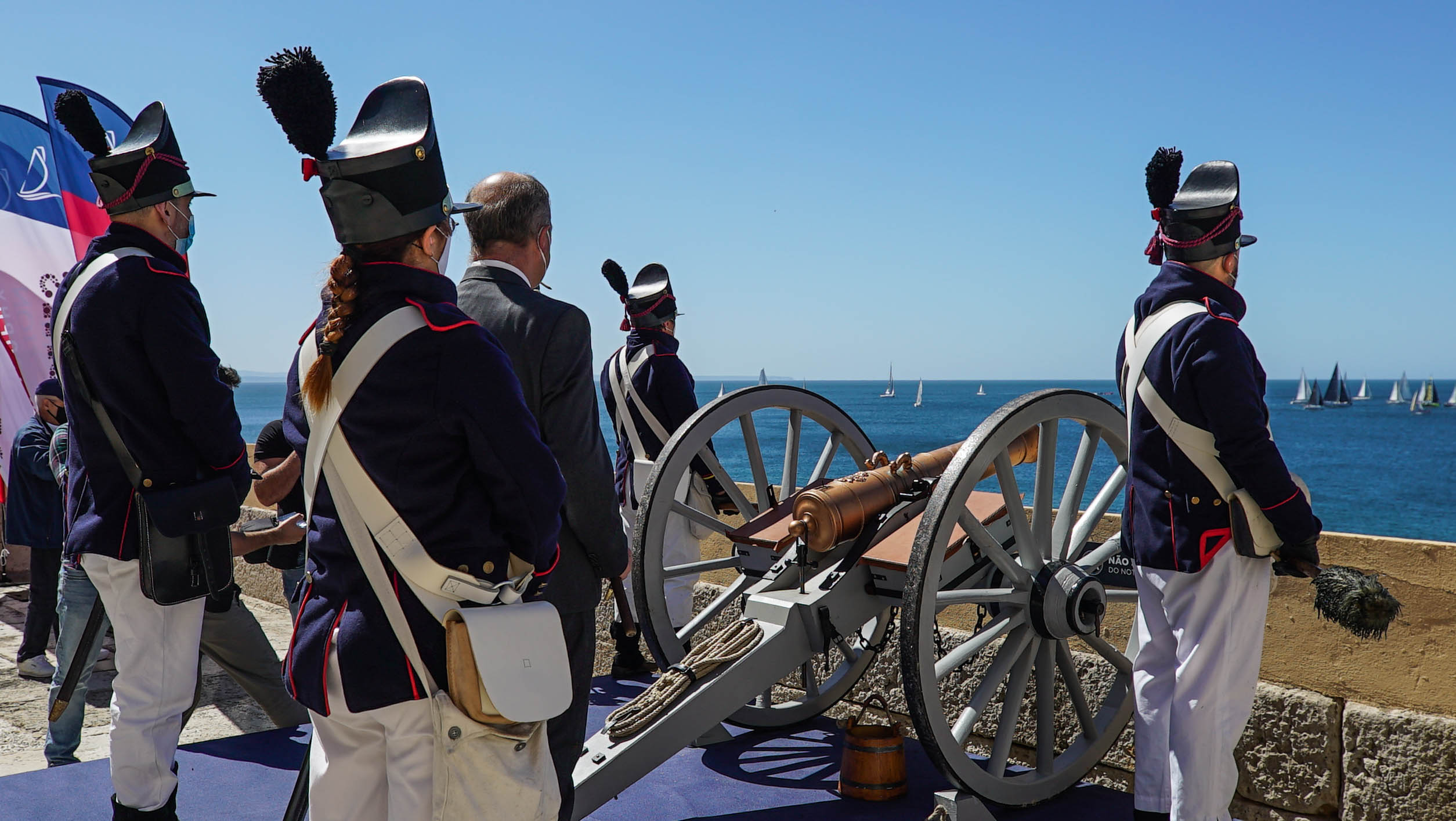 Sailing Trophy gets under way in Cascais